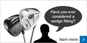Cleveland Golf RTX 2.0 wedges