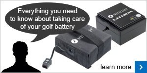 Motocaddy battery