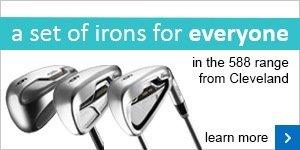 Cleveland Golf 588 irons