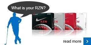 Nike Golf RZN balls