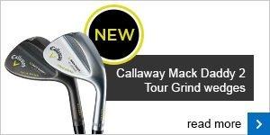 Callaway Mack Daddy 2 Tour Grind wedges