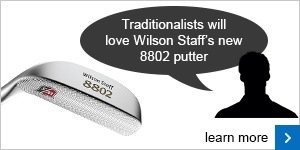 Wilson Staff's new 8802 putter