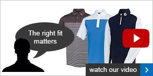 Feel fit with FootJoy