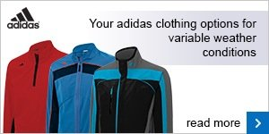 Breathe easy with modern golf clothing