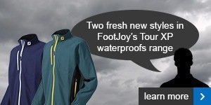 FootJoy Tour XP waterproofs