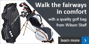 Is your golf bag up to the job?