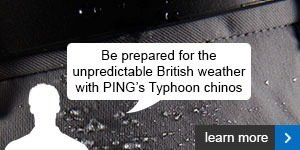PING Typhoon golf trousers