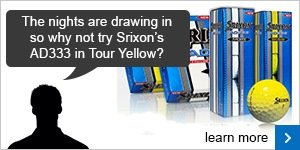 Srixon's High Visibility Technology