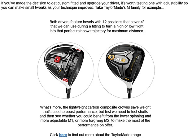 Finding the right driver for your game
