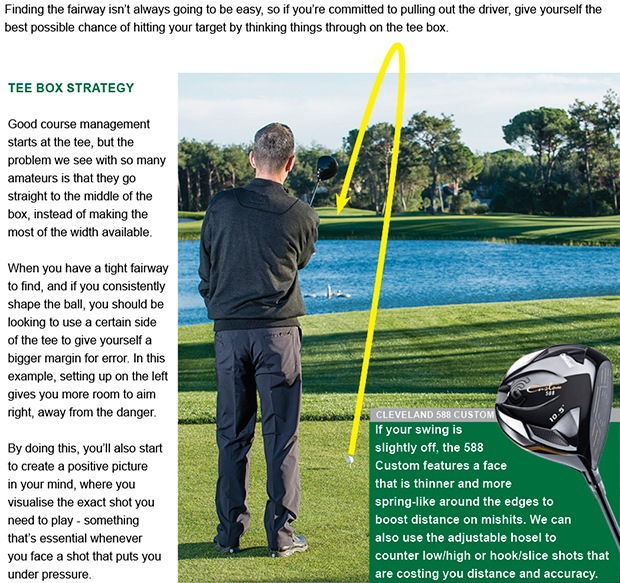 Find more fairways with your driver