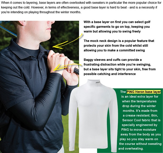 PING Collection base layer