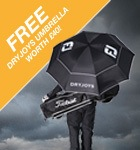 FootJoy free brolly
