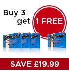 Srixon 4 for 3 last chance - £19.99