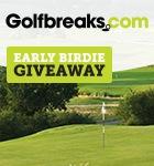 Golfbreaks Early Birdie
