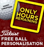 Titleist ball personalisation LC - option 2