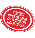 Srixon Competition Day