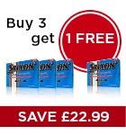 Srixon 4 for 3 - £22.99