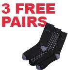 PING free socks