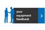 equipment feedback