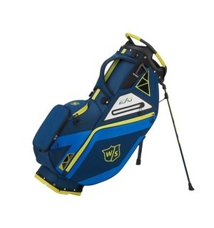 Wilson Staff Exo Stand Bag   Ian Gelsthorpe   Ruddington Grange Golf ... 7e88a71e6e