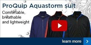 ProQuip Aquastorm suit