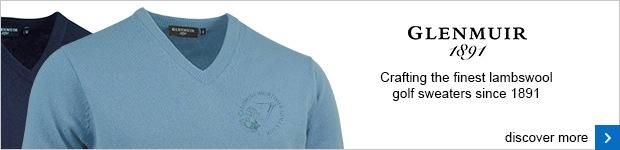 Glenmuir custom crested clothing