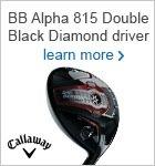 Callaway Big Bertha Alpha DBD driver