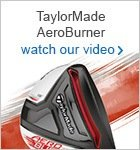 TaylorMade AeroBurner woods