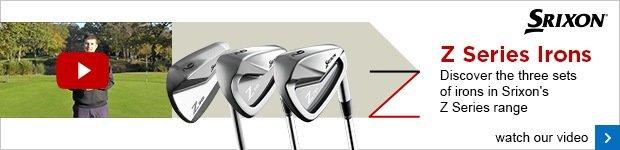 Srixon Z Series irons
