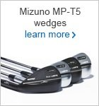 Mizuno MP-T5 forged wedges