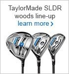 TaylorMade SLDR woods line-up