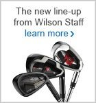 Wilson Staff iron line-up
