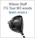 Wilson Staff FG Tour M3 woods