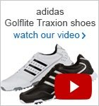 adidas Golflite Traxion shoe