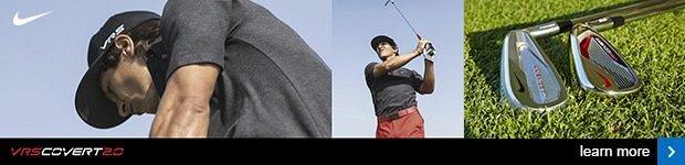 Nike Covert 2.0 irons range