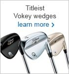 Titleist Vokey SM5 wedges