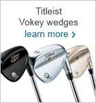 Titleist Vokey SM5 wedges