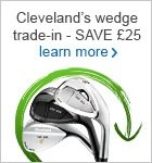 Cleveland wedges trade in-  £25 off