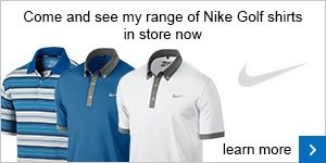 Nike Golf clothing range