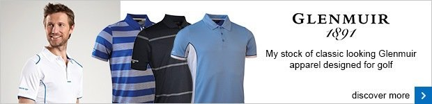 Glenmuir men's clothing range