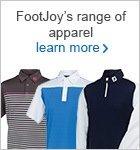 FootJoy clothing range