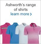 Ashworth clothing range