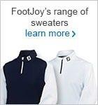 FootJoy sweater range