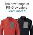 PING Collection sweater range