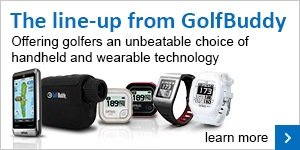 GolfBuddy 2014 line-up