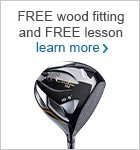 Free fitting and lesson on the 588 Custom driver