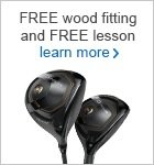 Free fitting/lesson with Wilson FG Tour M3 woods