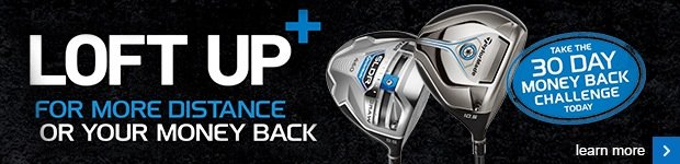 30 day money back guarantee with TaylorMade