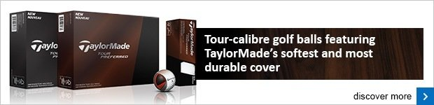 TaylorMade Tour Preferred ball range