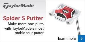 TaylorMade Ghost Spider S putter